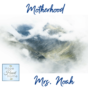 May Focus is Motherhood