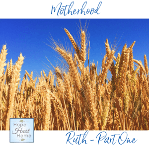 Ruth - Part One