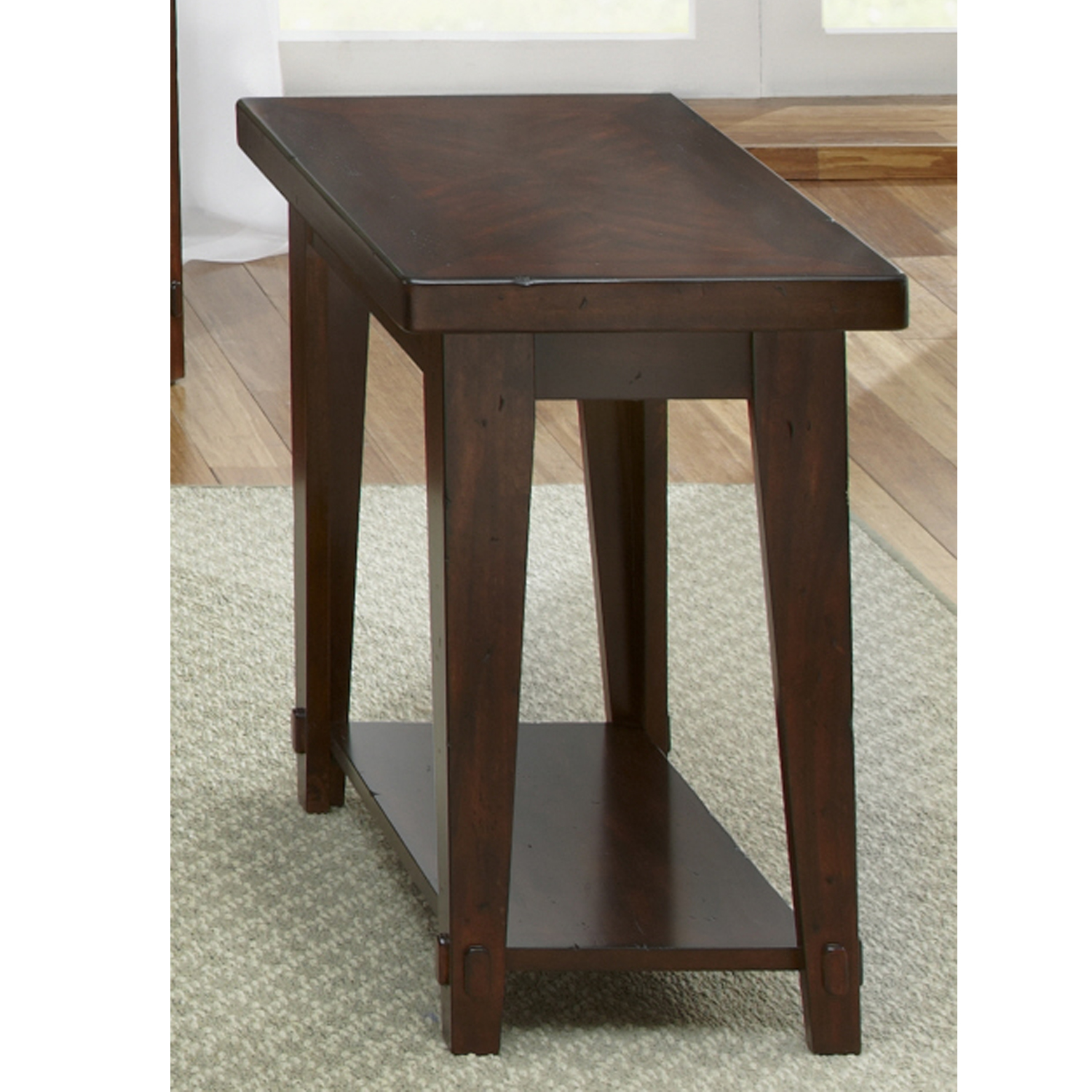 Liberty 299 OT1021 Chairside Table Hope Home Furnishings