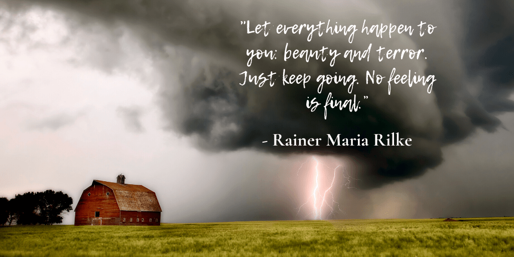 Let Everything Happen to You