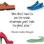 Take Steps MLK