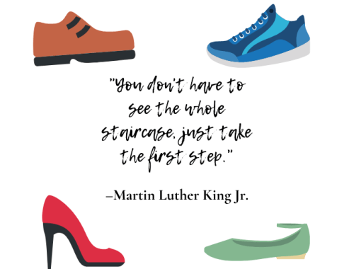 Take Steps MLK