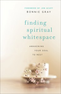Spiritual Whitespace: The Honest Truth With God and Others (1/4)