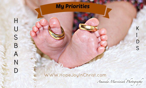 Husband Vs Kids -which is more important? [My Priorities Series]