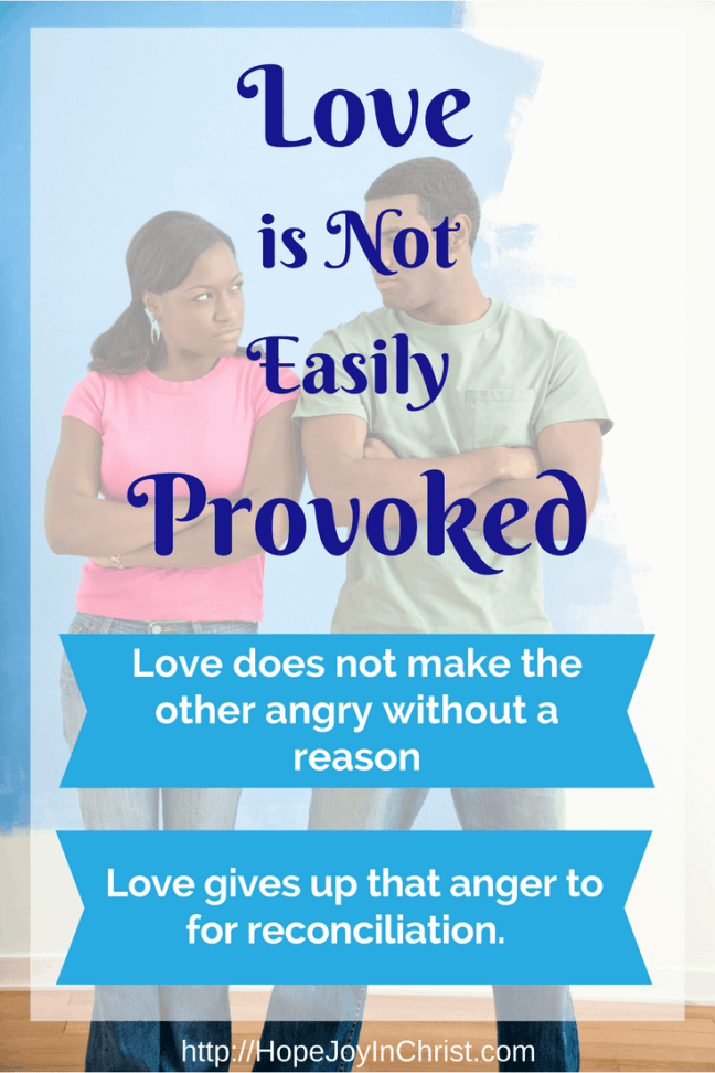 MarriageMonday Week 9 [Love is not easily provoked] Christian Marriage advice, Biblical Wifehood, Forgiveness