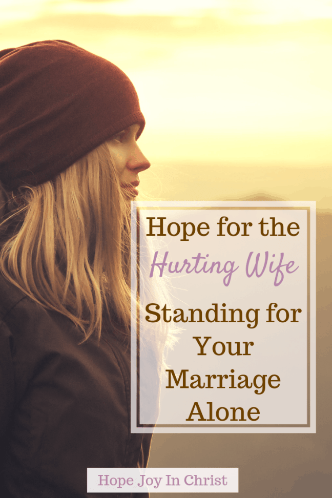 Hope for the Hurting Wife. Wife Standing for Your Marriage Alone PinIt, Is There Hope for My Marriage After Separation? Marriage Restoration, Separation in Marriage, Separation quotes Relationship separation, separation and divorce marriage Separation advice Christian Marriage advice #ChristianMarriage #HopeForMarriage #HopeJoyInChrist