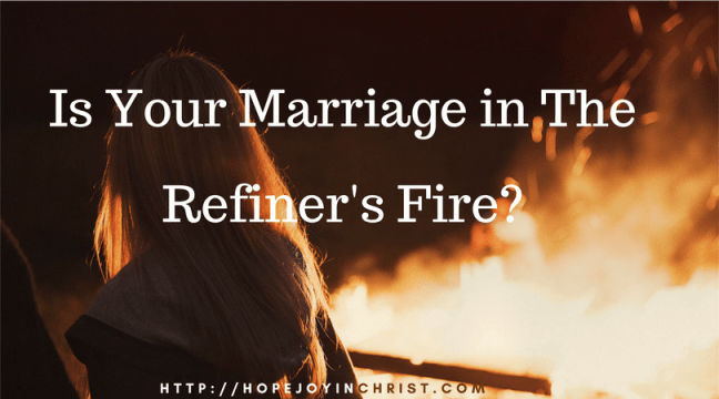 Is Your marriage in the Refiner's Fire FB (Christian Marriage Biblical Wifehood (Reclaiming Hope & Joy in your Marriage))