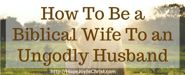 Wife obey husband bible