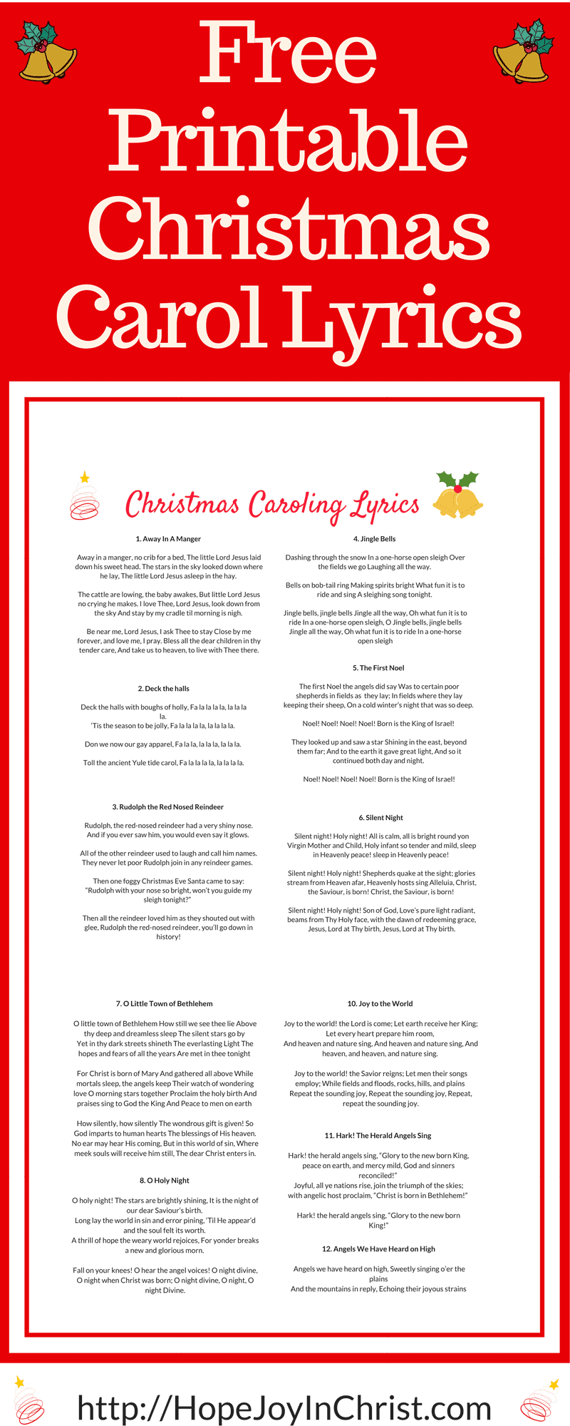 photograph relating to Christmas Carol Lyrics Printable referred to as Is There Relevance within the Xmas Lifestyle of Caroling
