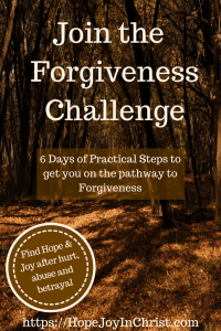 A Forgiveness Challenge Is the Way to Freedom #challenge #MarriageChallenge PinIt #ForgiveYourself #forgiveness #forgivenesslesson #Forgivenessscriptures #Forgivenessinmarriage #ForgivenessPrayer #ChristianLiving