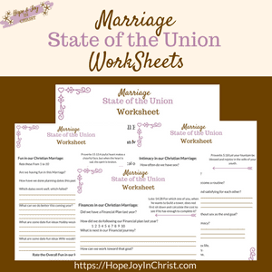 Marriage State of the Union Worksheets Square #Marriage #ChristianMarriage #RelationshipTips #MarriageCheckList #MarriageCheckIn #MarraigeCheckInQuestions