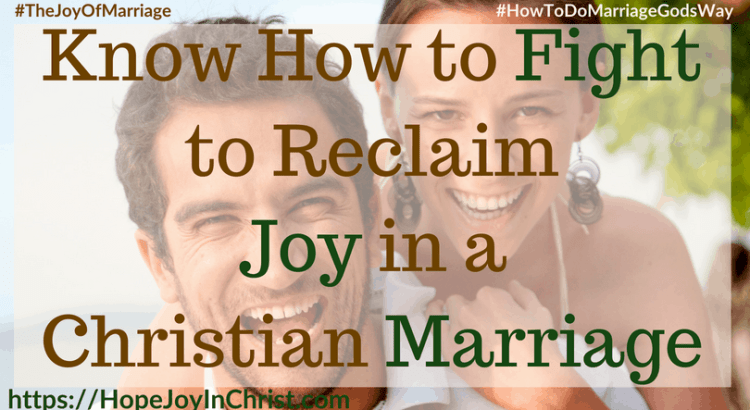 Know How to Fight to Reclaim Joy in a Christian Marriage ft #MarraigeFightQuotes #MarriageFightTips #FighForMarriage #FightInMarriage #EnemyInMarriage #Prayer 31 Ways to Reclaim Joy in a Christian Marriage #JoyInMarriage #MarriageGodsWay #JoyQuotes #JoyScriptures #ChooseJoy #ChristianMarriage #ChristianMarriagequotes #ChristianMarriageadvice #RelationshipQuotes #StrongMarriage