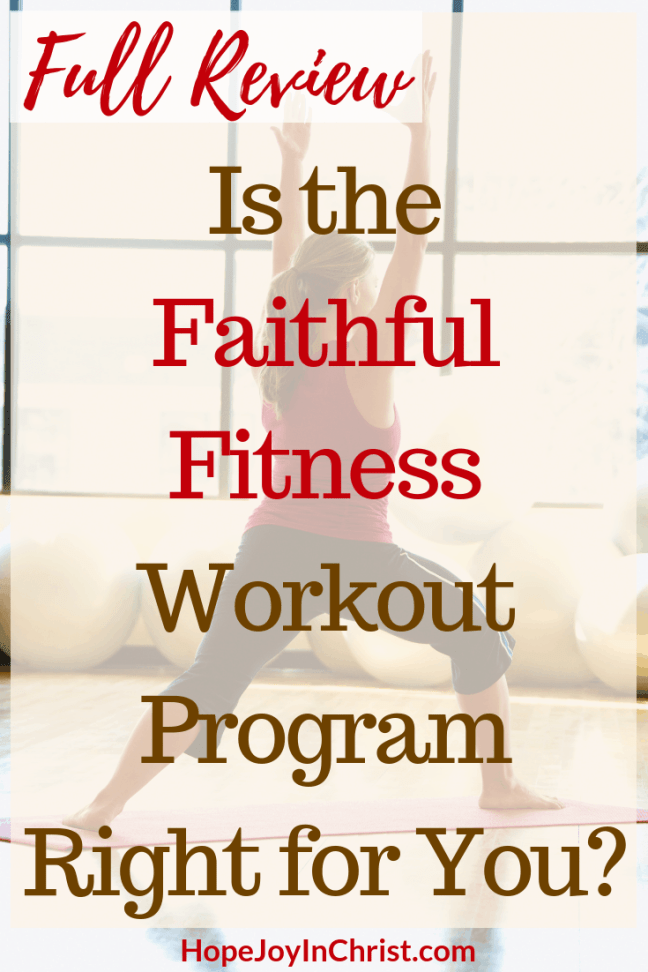 Is the Faithful Fitness Workout Program Right for You? Full Review Faithful Fitness Exercise program for Weight Loss Membership Site. Weight loss motivation. Weight loss tips. Exercise to lose weight Exercise for belly fat. Exercise at home. Exercise motivation for beginners. Christian weight loss motivation. Christian weight loss plans. Christian weight loss inspiration