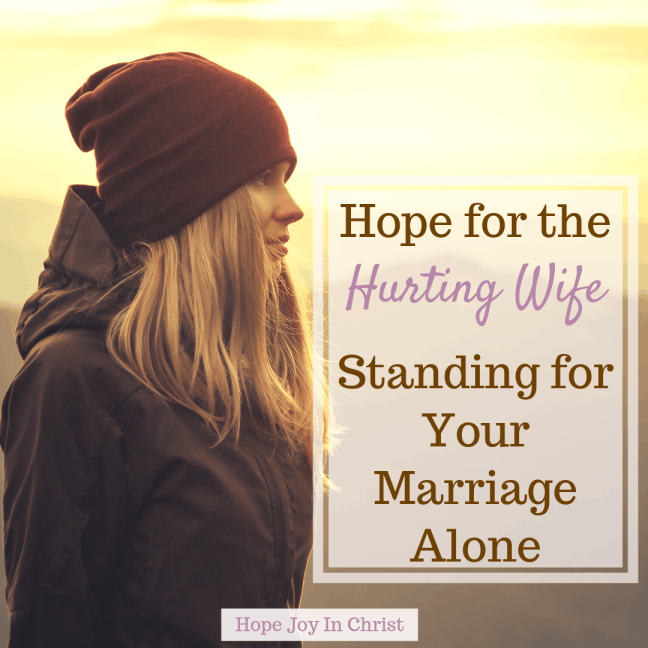 Hope for the Hurting Wife. Wife Standing for Your Marriage Alone. Is There Hope for My Marriage After Separation? Marriage Restoration, Separation in Marriage, Separation quotes Relationship separation, separation and divorce marriage Separation advice Christian Marriage advice #ChristianMarriage #HopeForMarriage #HopeJoyInChrist
