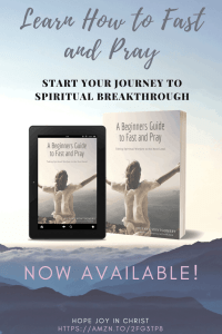 "Do you need A Beginners Guide to Learn How to Fast and Pray? In this new book on how to fast and pray, ""A Beginners Guide to Fast and Pray: Taking Spiritual Warfare to the Next Level"" - Kindle edition by Tiffany Montgomery you will start your journey to spiritual breakthrough today. Books on Religion & Spirituality Kindle eBooks @ Amazon.com. #FastAndPray #HopeJoyInChrist"