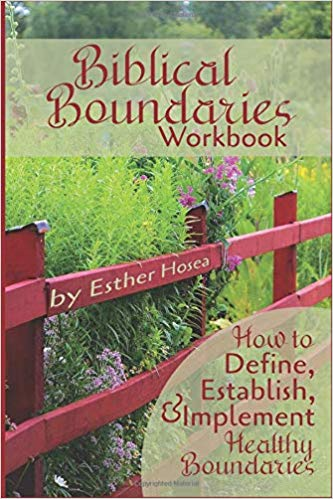 Biblical Boundaries Workbook