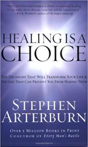Healing is a Choice Book