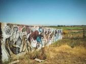 Mural a Norte // North mural