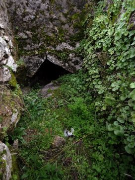 tunel ao inframundo