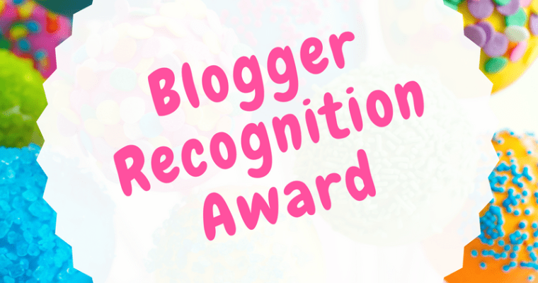 Hopeless Mom*Antics – Blogger Recognition Award Nominee!