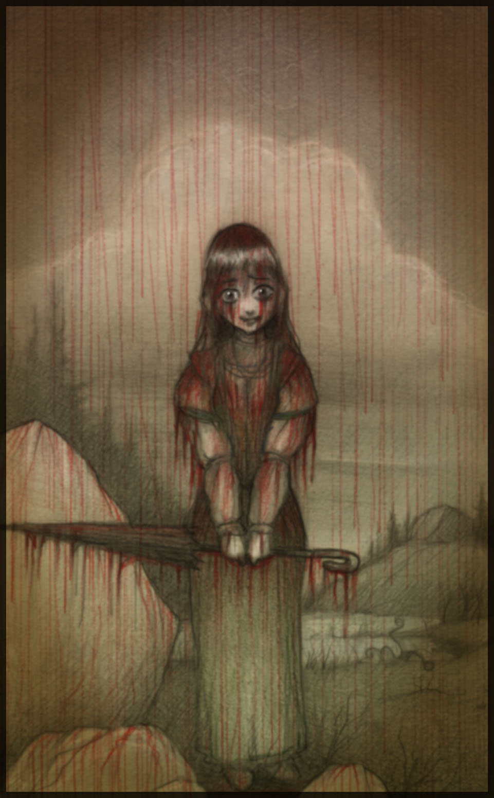 rain of blood