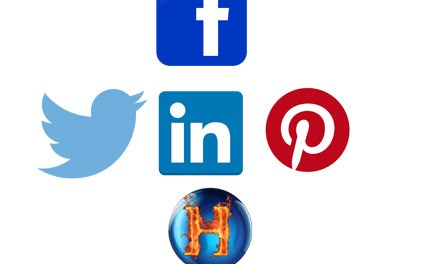 Top 6 Social Media Platform | Increase Website Rank of Social Media Platform