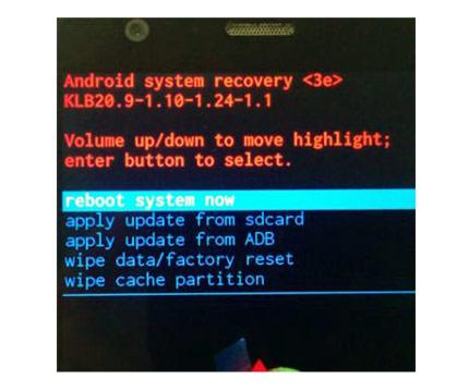 LG Stylus 3 Hard Reset