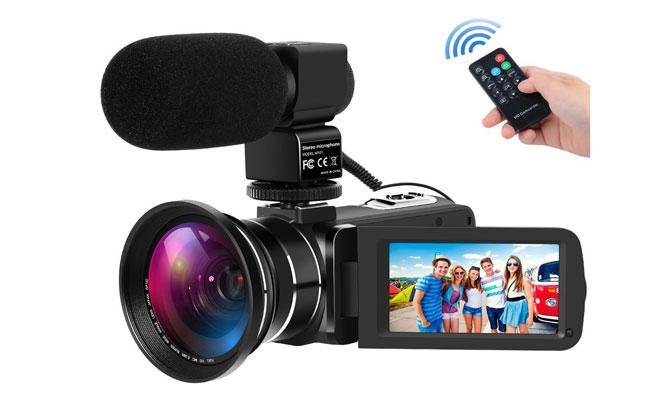 10 Best Cheap Vlogging Camera Under 300 Dollars