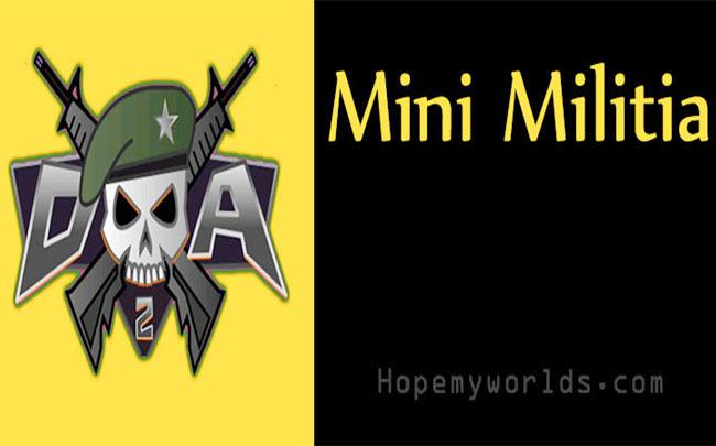 The Latest Mini Militate Mod Apk