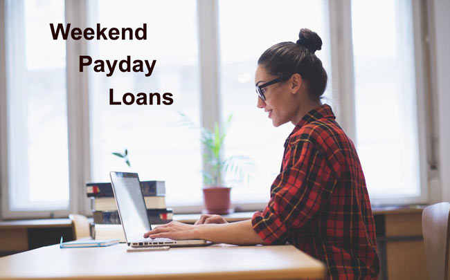 Weekend Payday Loans Bad Credit