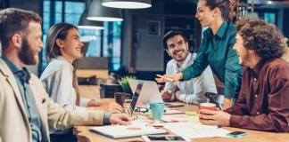 Advantage of Shared Office Space