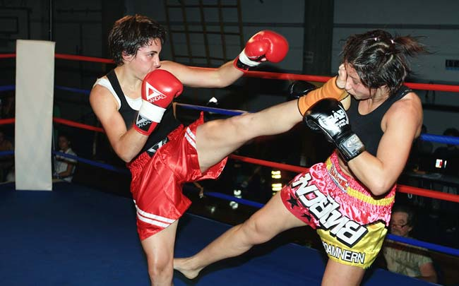 Great Holiday With Muay Thai