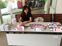 Fundraising Stall D-5