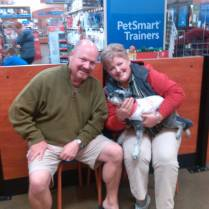 ADOPTED! Asher with his new family