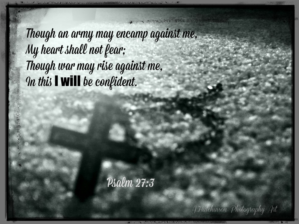The Cross: In this I will be confident. (1/6)
