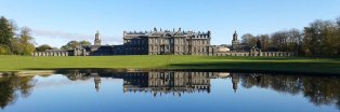 Rear of Hopetoun House