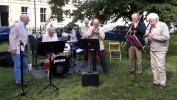 The music makers, 1761 Dixieland Style Band