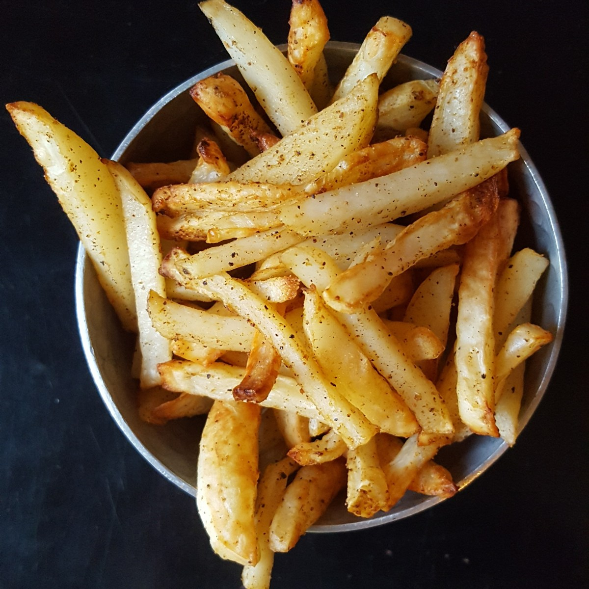 Better For You French Fries