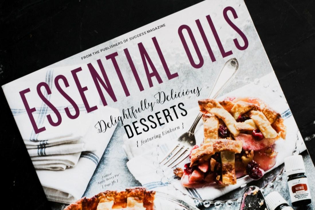 recipe ideas using essential oils