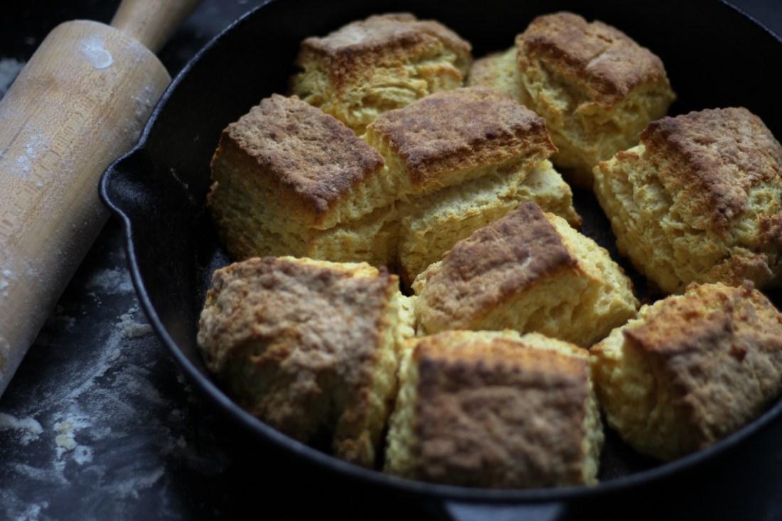 crispy biscuits
