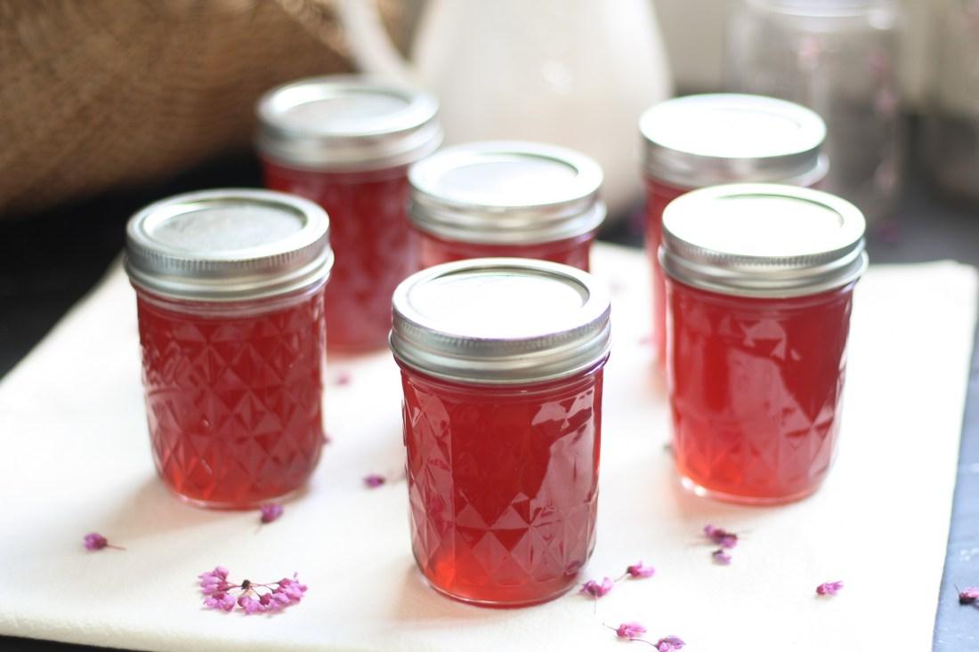redbud jelly