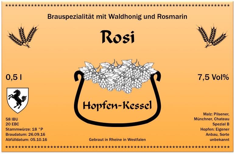 Rosi Etikett