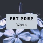 FET Prep Week 4: Bad News from SIS Test