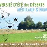 Universités d'été et des déserts médicaux et numériques