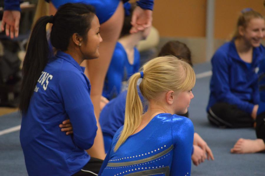 The Royal Page Infusion Of Youth Powers Gymnastics Team