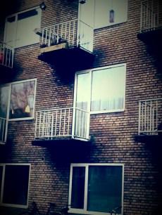 My cute little balcony <3