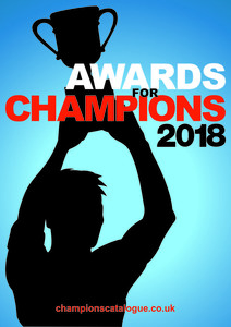 Awards for Champions Brochure 2018