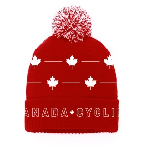 Track World Cup Cycling Canada Tuque
