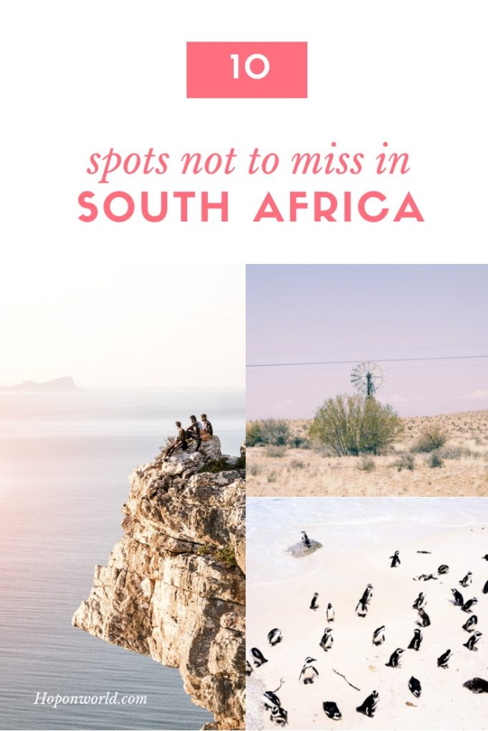 Planning a trip to South Africa? We share ten amazing destinations in South Africa you don't want to miss on your trip. With handy info and great #tips from amazing travel bloggers around the globe, you'll have no problem getting a good dose of inspiration to plan the perfect trip. #southafrica #destinations #travel #wheretogo #thingstodo #travelinspiration