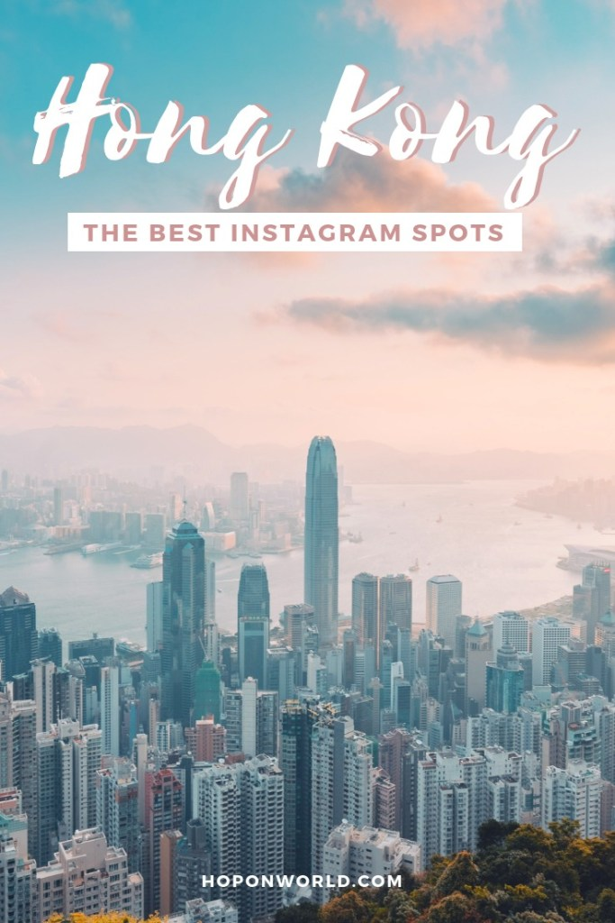 Hong Kong | Asia || Want to know what the most Instagrammable places in Hong Kong are? Then, check out our top picks here in this guide. Plus get all the handy tips and tricks you need to get your Insta-game on! #hongkong #asia #travel #instagramguide #traveltips #instaspots #instagrammable #travelguide #bestcityguides #bestplacestogo
